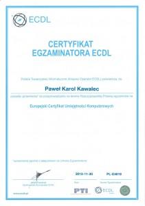 Egzaminator ECDL