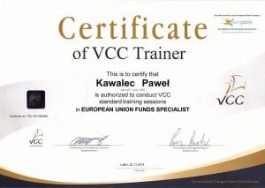 VCC Trainer